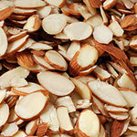 Nuts, Almonds, Sliced, Skin On - 5LB