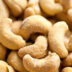 Nuts, Cashews, Roasted & Salted - 5LB or 15/5oz
