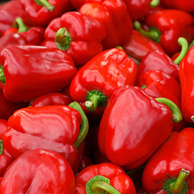 Peppers, Red - each