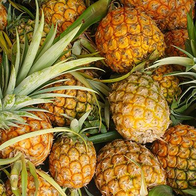Pineapple, Organic - each