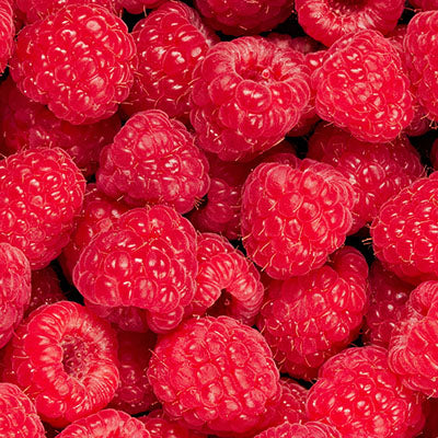 Berries, Raspberries - package
