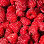 Berries, Raspberries, Organic - package