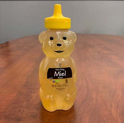 Special, Organic, Honey Bear, 12oz each
