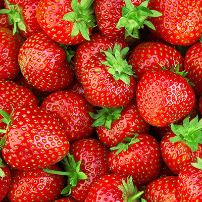 Berries, Strawberries, Organic - package