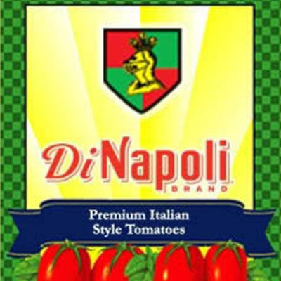 Tomatoes, Plum, DiNapoli, Canned - 101oz