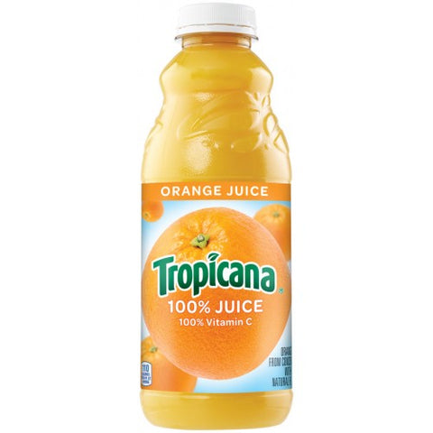 Juice, Orange, Tropicana - quart