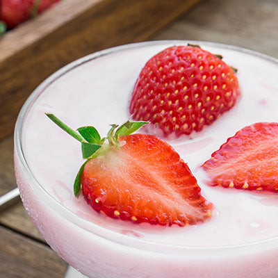 Yogurt, Strawberry Non Fat - 5LB