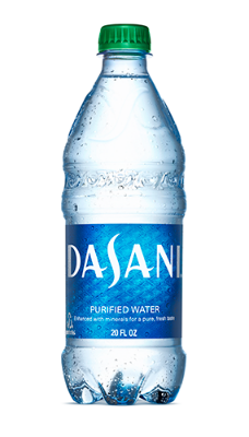 Water, Dasani - 24/20oz bottles