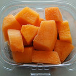 Grab & Go Snack, Cut Cantaloupe Cup, 8oz - each