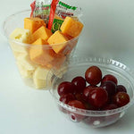 Grab & Go Snack, Cheese, Crackers & Grapes, 6.5oz - each