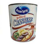 Cranberry Sauce, Jellied, #10 can - each