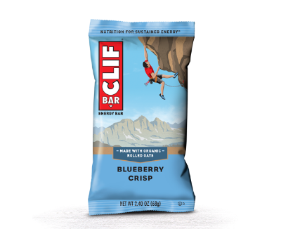 Bar, Clif, Blueberry Crisp - 12/2.4oz