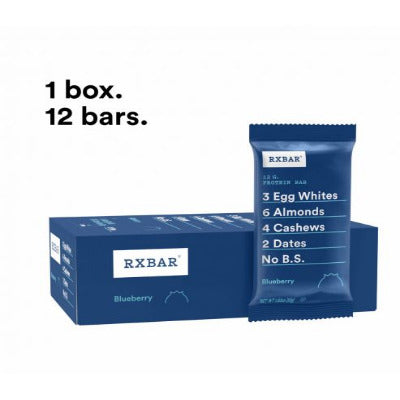Bar, Rx, Blueberry - 12ct