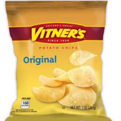 Chips, Potato, Vitner's - 50/1oz