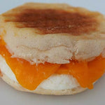Grab & Go, Egg & Cheese Breakfast Sandwich - each
