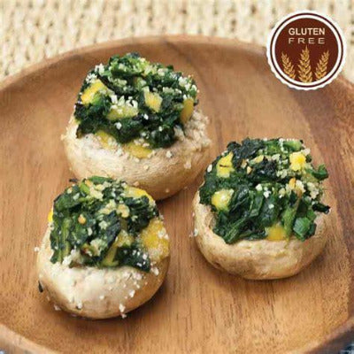 Appetizer, (Frozen) Stuffed Mushroom Florentine 100ct CS