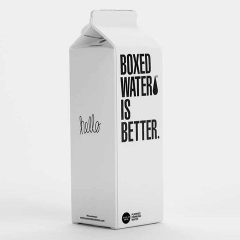 Water, Boxed - 24/500ml