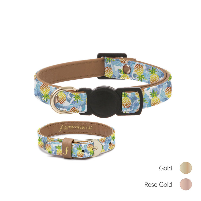Pine-ing For You - Cat Collar
