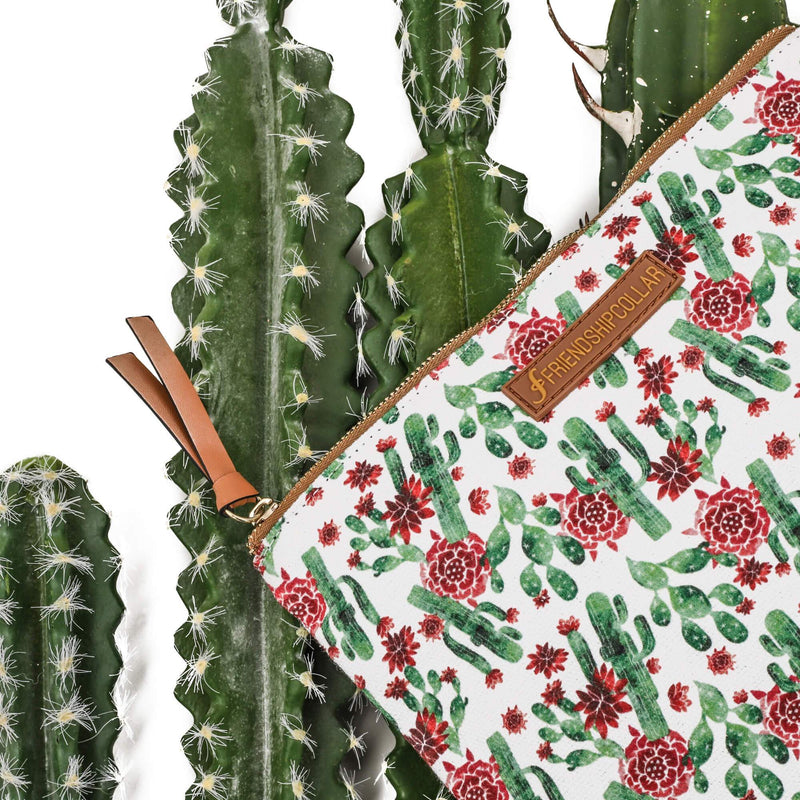 Desert Rose Pouch Bag 🌵