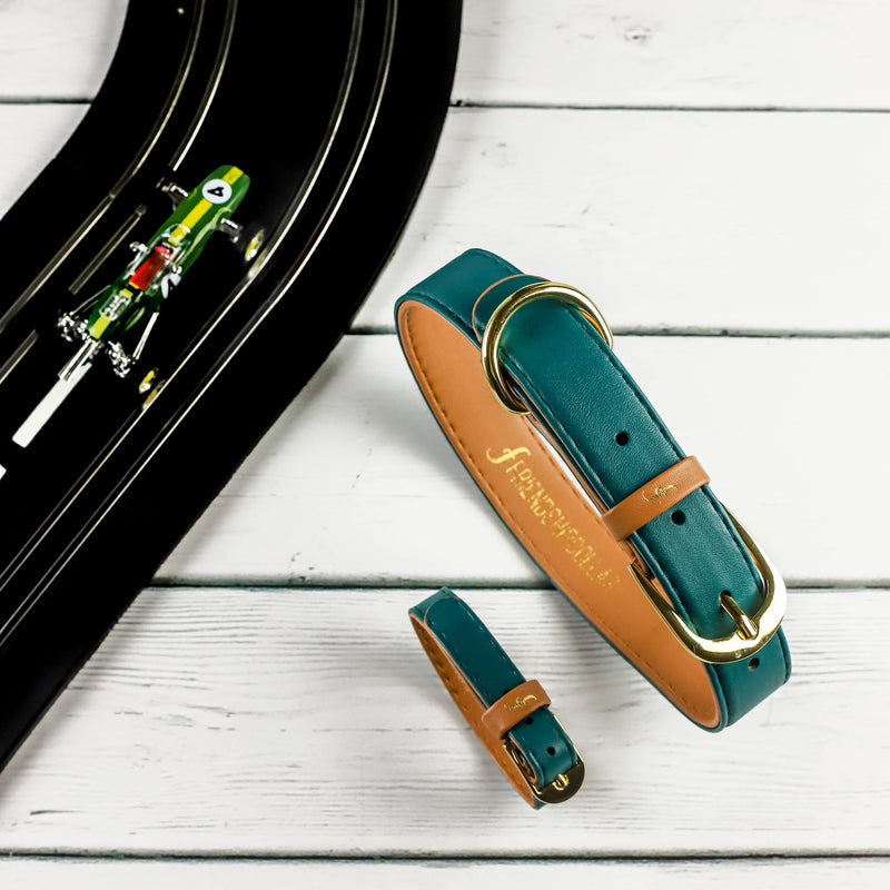 The Classic Pup: British Racing Green