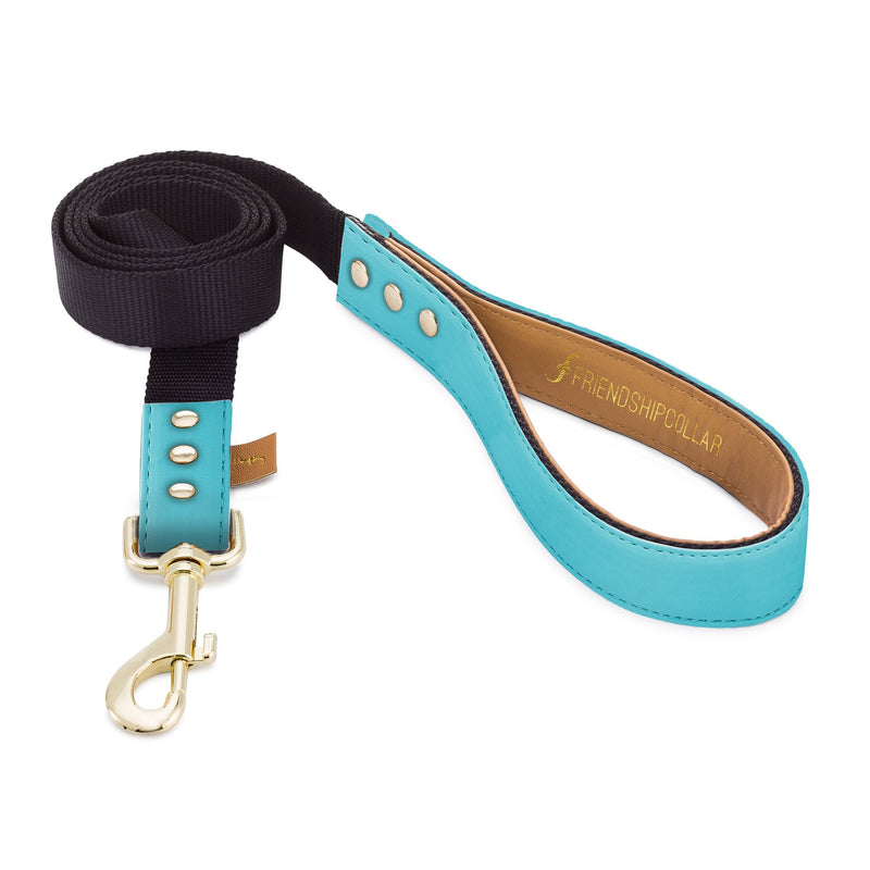 The Classic Pup: Azure - Leash