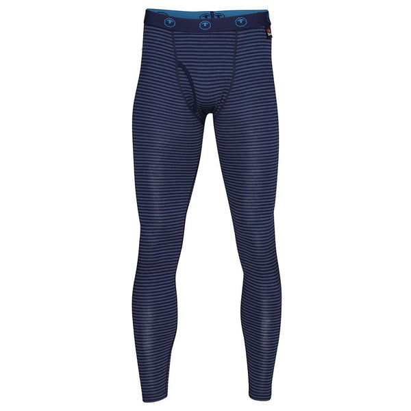 Isobaa Mens Merino 200 Tights (Navy/Denim)