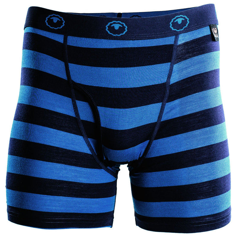 Mens Merino 180 Boxers (Navy/Blue)