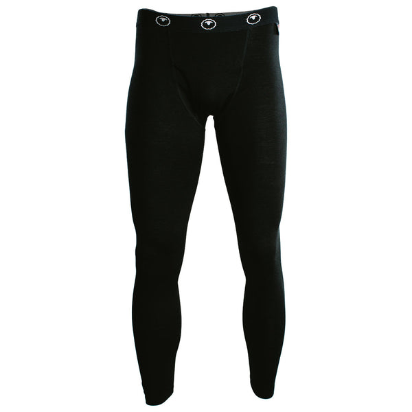 Mens Merino 200 Tights (Black)