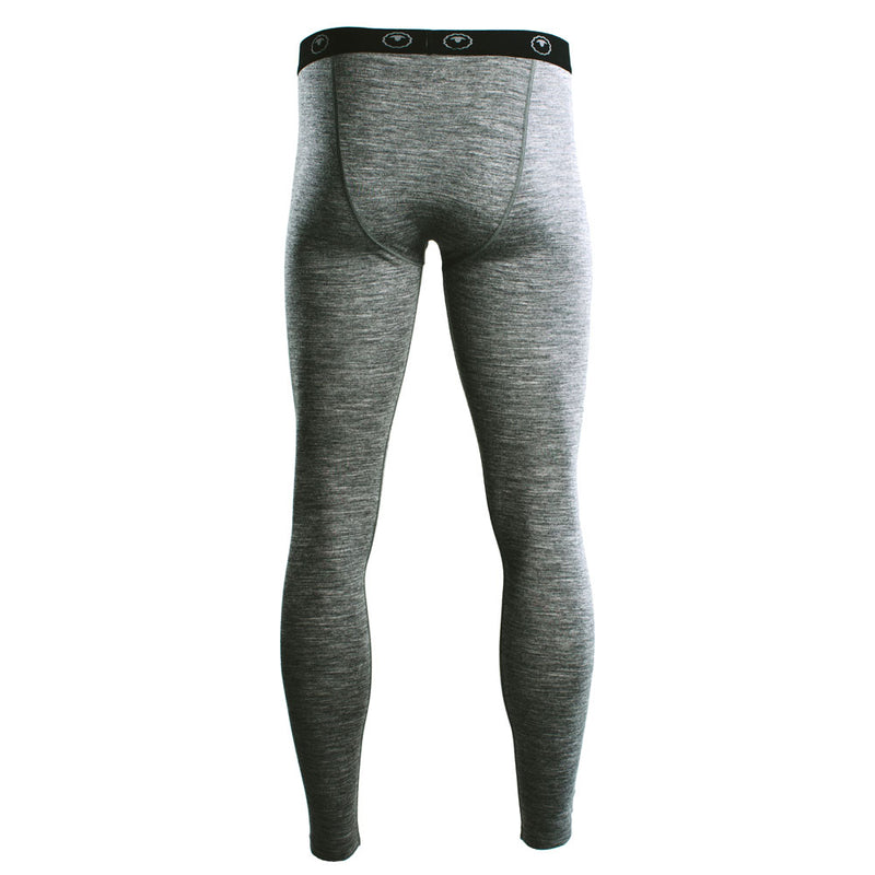 Mens Merino 200 Tights (Charcoal)