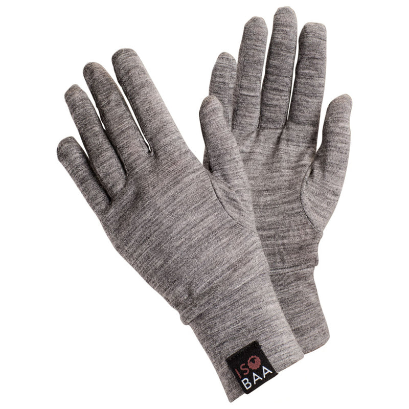 Merino 180 Gloves (Charcoal)