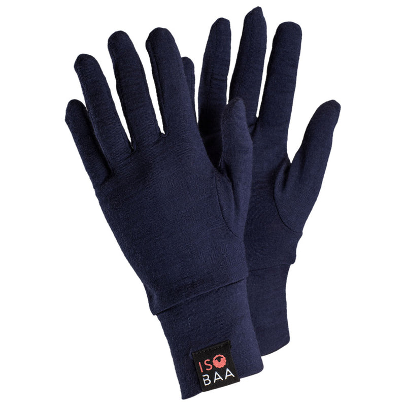 Merino 180 Gloves (Navy)