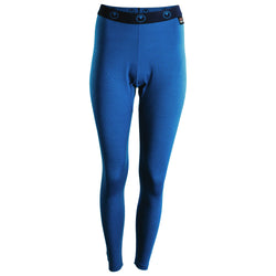 Womens Merino 200 Tights (Blue)