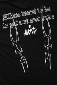 Addict - Tribal Tee