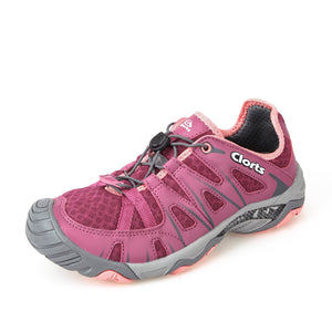 Clorts Women's Water Shoes Lightweight Quick Drying Hiking Sandal Kayaking Trekking Walking
