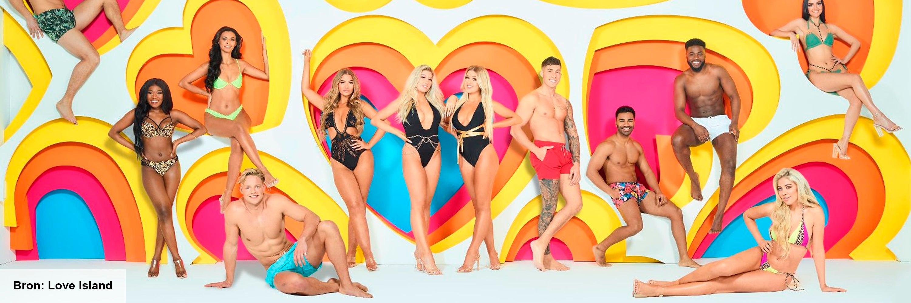 Love Island UK: de eerste week