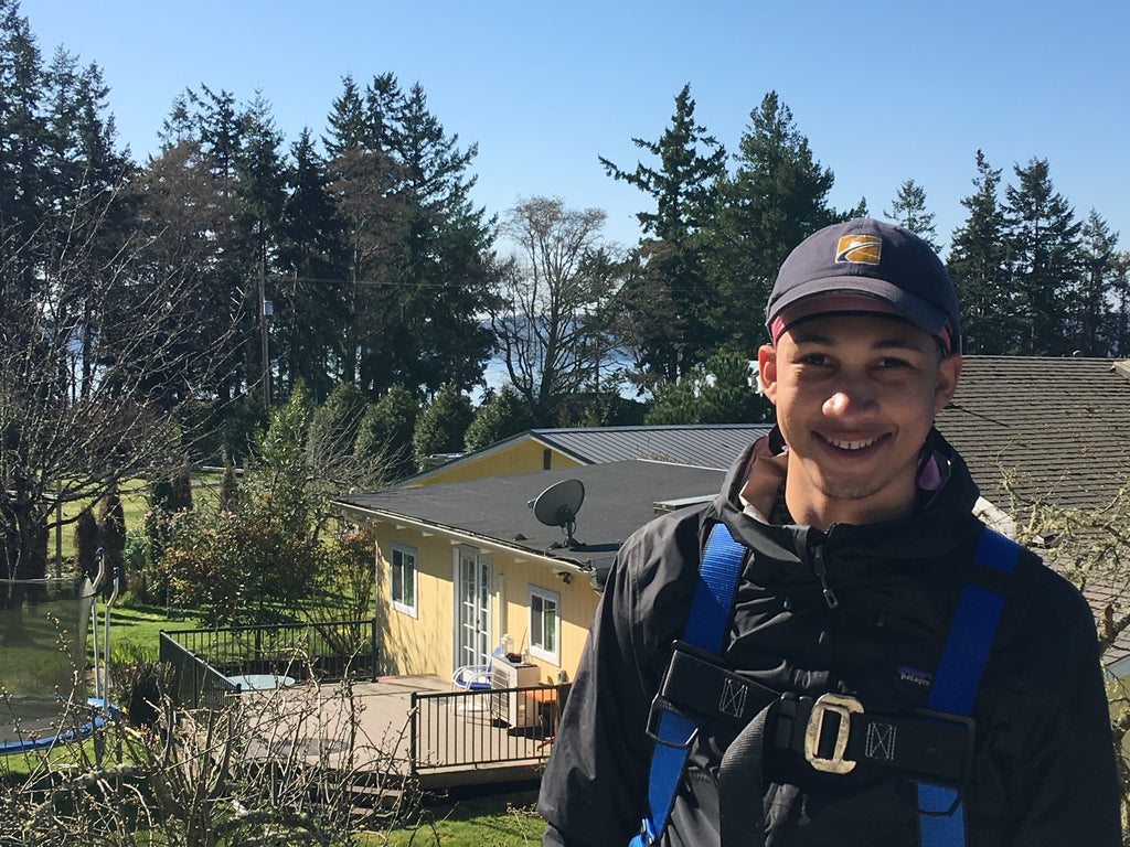 From Climate Activist to Seattle Solar Installer