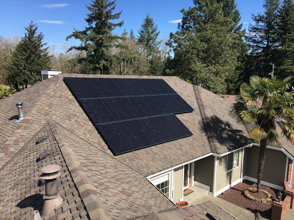 Residential Solar Energy—How It Works