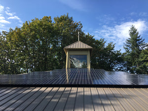 Mercer Island United Church of Christ Goes Solar. Learn How it Worked Out!