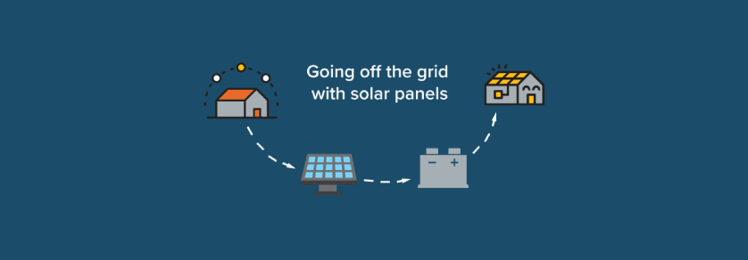 3 Things to Know Before Going Off-The-Grid with Solar