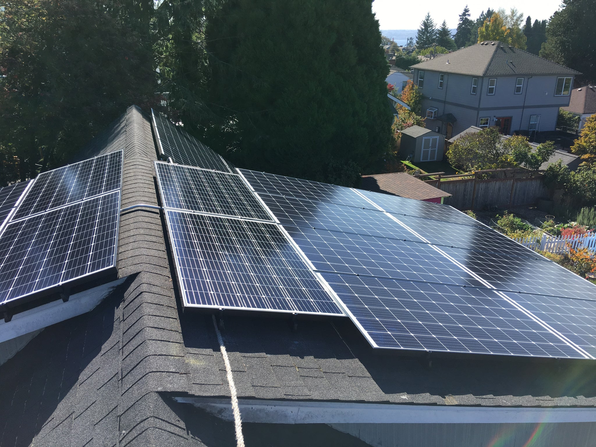 West Seattle Solar