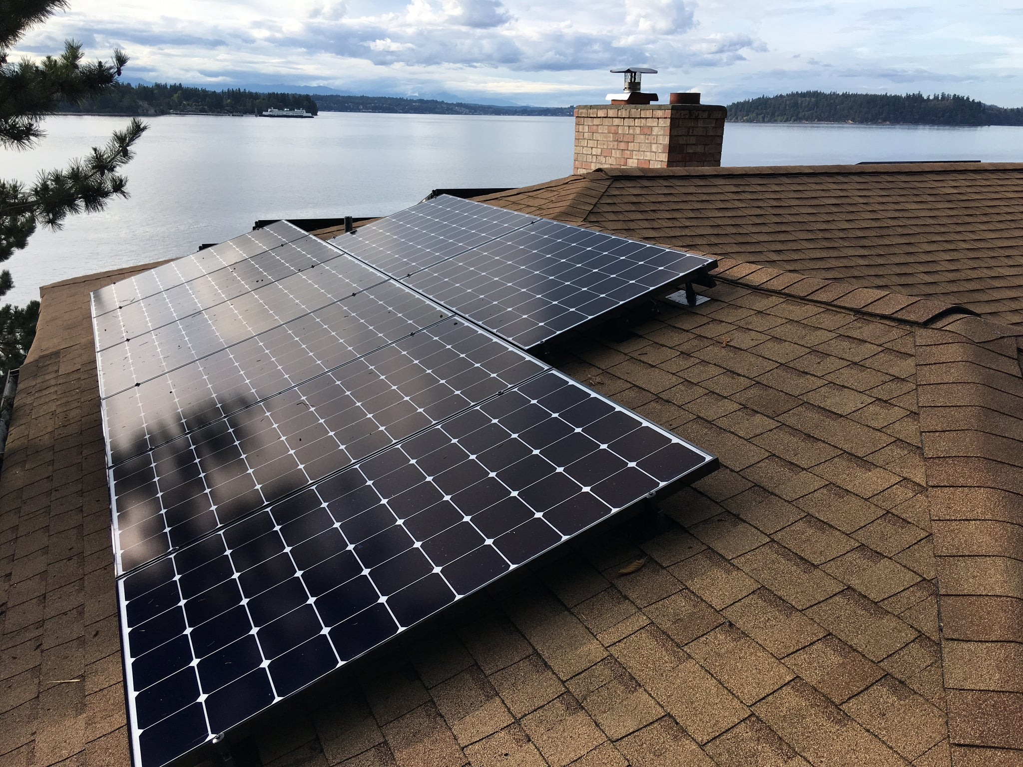 Vashon Island Solar & Battery