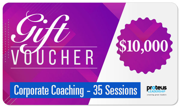 Corporate Coaching Package - 35 Sessions