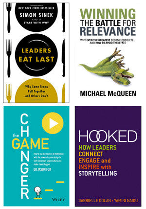 Recommended Reading Pack - Leadership By Design