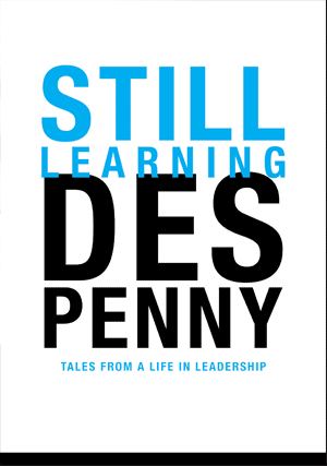 Still Learning - Des Penny