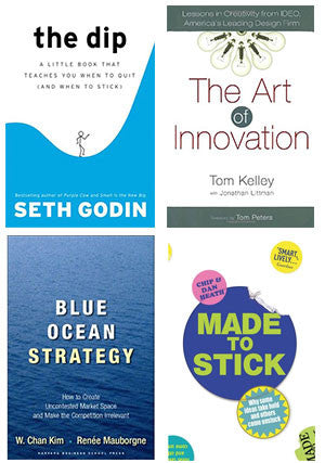 Recommended Reading Pack - Think! Leadership