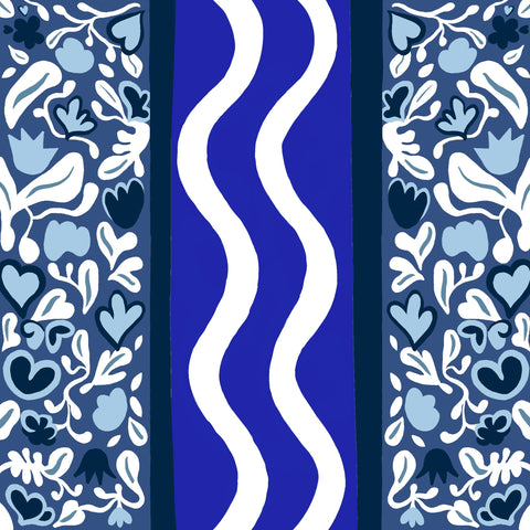 Sara Trucksess needlepoint tapestry Matisse collection contemporary artist