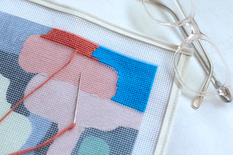 Why you should learn needlepoint