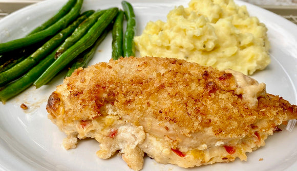 Pimento Cheese Chicken
