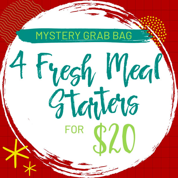 Mystery Fresh Meals Grab Bag