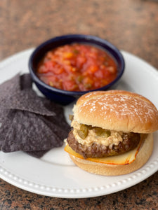 Tex Mex Burgers (Pantry Add On)